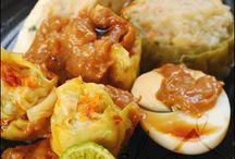 Indonesian food / by Riana Setiawan