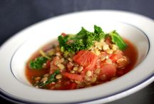 Vegan Soups / by Helen Phelan