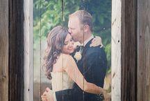 Rustic Wedding Ideas / Various barn and outdoor wedding ideas. / by Cathy Lynn