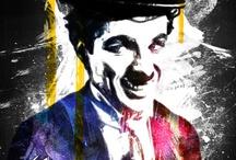 Charlie Chaplin / by Joana Jobim