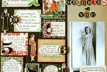 Scrapbooking / by Terry Cox
