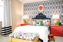 Bedrooms / by Laura Messner