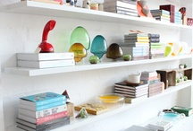 DECOR / Bookshelves and media rooms / by Norma Rodriguez