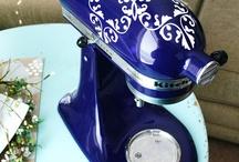 DIY: Kitchen Appliance Redo / by Lexie's Kitchen & Living
