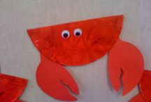 Under the sea crafts / by Jessica Doneza