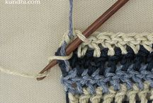 Crocheting/knitting projects / by Carrie McKinney