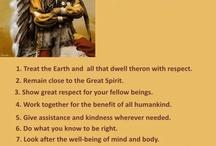 Cherokee Pride / I am Spirit Speaker, a direct descendant of Tea Mame a great Cherokee healer & medicine woman. / by Belinda Gulley