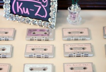 W: Escort Cards and Place Cards / by Shannon Brooke