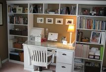 Dreamy Craft Spaces / by Cindy Lynn
