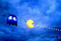 Pacman / Pacman or Pac Man: anything and everything related to Pacman.  / by Extreme 80's