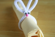 Easter Ideas / by Tricia Harvey