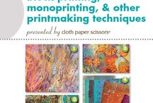 Free eBooks for Textile and Quilt Artists / More at www.Creative-Textile-Arts.com / by Linda Matthews