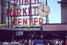 Seattle, Olympia & so on WA / by Rachel Baruga