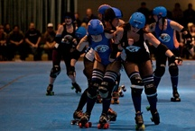 Roller Derby / by Jethro Ames