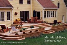 Decks, Patios and Porches / by Neci Watson