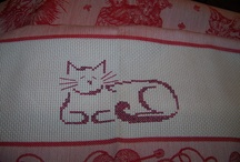 Cats Cats Cats ! / Mainly cross stitch but a few other lovely ideas / by ERICS MUM