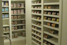 Food Storage / by Karen Bills