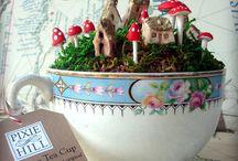Fairy house / by Debbie Steinert