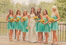 Wedding -Bridesmaids / by Britt Nicole