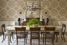 Dashing dining room / by Michelle 'Russell' Forst