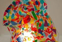 classroom crafts / by Lynn Hartnett