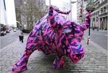 Yarn Bombing / by Nancy Bauer