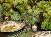 Thanksgiving style / by Daphne Davis, Interior Designer