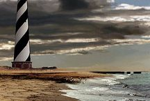 Lighthouses / by Pat Gehm