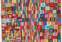 Quilts and Fibers / by Shirley Jollensten