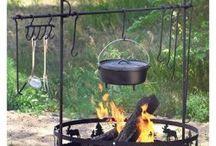 Camping ideas / by Dianah Edington