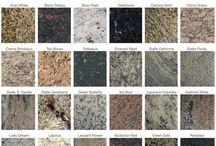 Countertop Material / Countertops / by Darlene