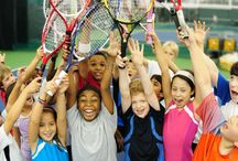 Kid's Court / Just because they're small, doesn't mean they can't play big! All things relating to junior tennis. / by Tennis Warehouse