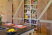 cabinet design ideas / by Christie Jackson