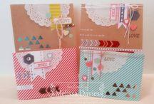 Cards Paper Pumpkin 01 January 2014 / by Joan Tallent