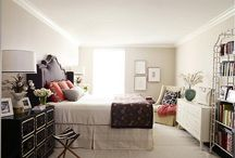 Interiors: Bedrooms / beautiful and inspirational bedrooms, bedroom design in interiors and interior design / by Life in Sketch
