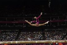 Gabby Douglas Wow  / by Nicole Rucker