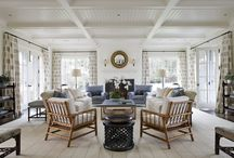 Living rooms  / by Sadie Garland