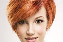 SHORT HAIR CUTS / by Bonnie Merchant