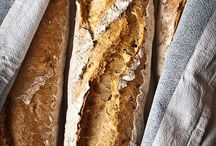 pains / boulangerie / by Maggy&Cie