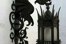Gothic decor / by Liz Moran