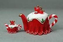 tea time / by Georgiann Mason