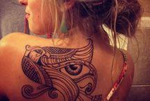 Tattoo / by Melanie Belisle Maquilleuse