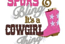 Cowgirl - Pink Party / by Mary Tapia