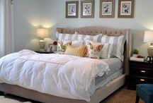 bedroom ideas / by Jennifer Wilmes