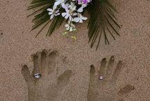 Beach wedding / by Margie McGaughey