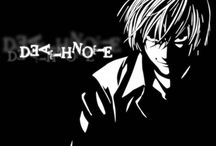 Death Note Obsession / by Lexus Parker