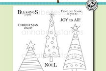 Christmas Tree Trio / by AnnaBelle Stamps