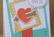 New stampin up / by Jessica Christenson