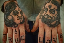 Tattoo / by Frenchie Rocky