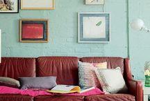 Red Sofa / by debbie morales